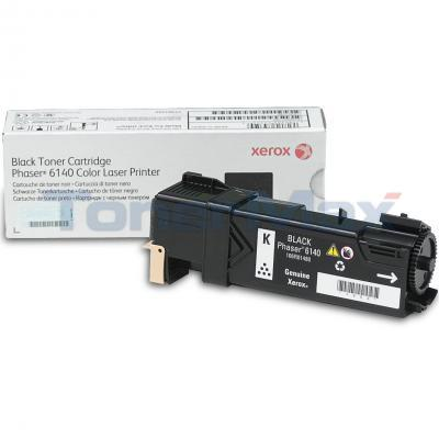 XEROX PHASER 6140 TONER CARTRIDGE BLACK